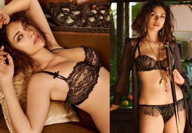 Aditi Rao Hydari shows her sexy bikini body in GQ Photoshoot