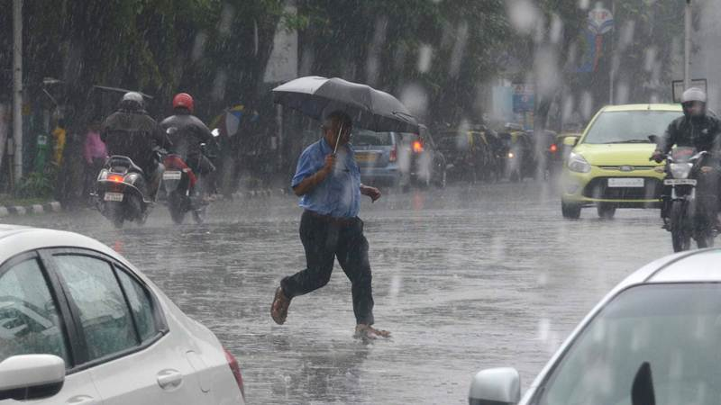 Heavy Rain expected 3 days from now in Mumbai