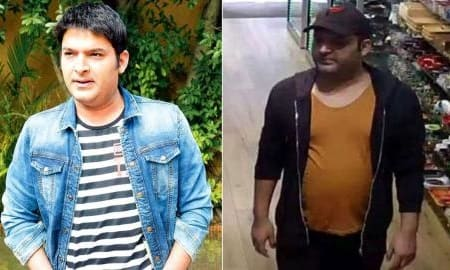 kapil sharma latest news 2018 pot-bellied look amsterdam