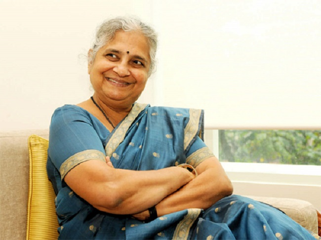SUDHA MURTHY Contact Address, Telephone, Email ID 2