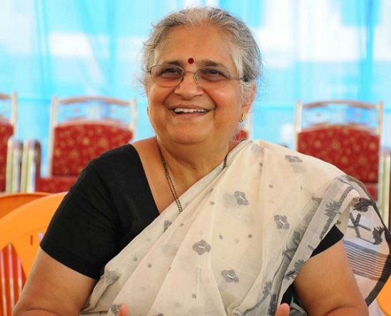 SUDHA MURTHY Contact Address, Telephone, Email ID 5