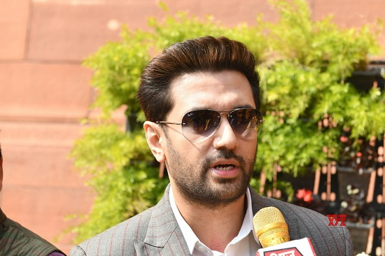 Chirag Paswan Contact Address, Phone Number, Whatsapp Number, Email ID, Website 1