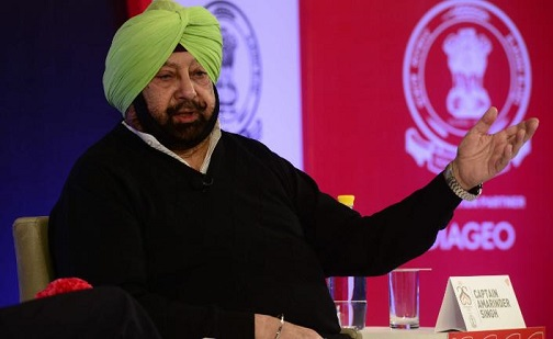 Captain Amarinder Singh Contact Address, Phone Number, Whatsapp Number, Email ID, Website 2