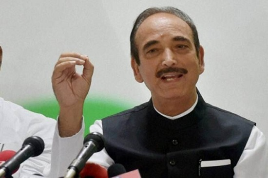 Ghulam Nabi Azad Contact Address, Phone Number, Whatsapp Number, Email ID, Website 5