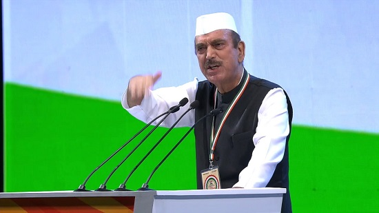 Ghulam Nabi Azad Contact Address, Phone Number, Whatsapp Number, Email ID, Website 3