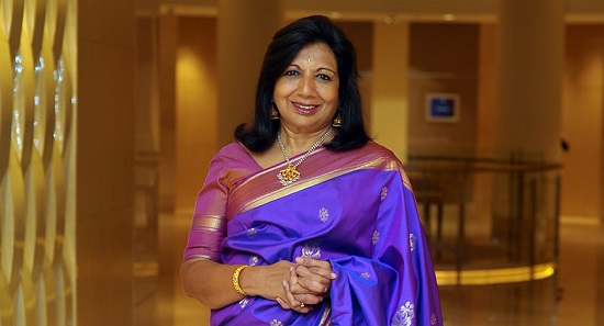Kiran Mazumdar-Shaw Contact Address, Phone Number, Email ID, Website 5