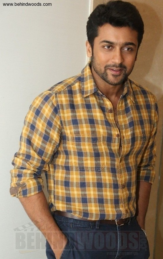 Actor Suriya Contact Address, Phone Number, Whatsapp Number, Email ID, Website 3