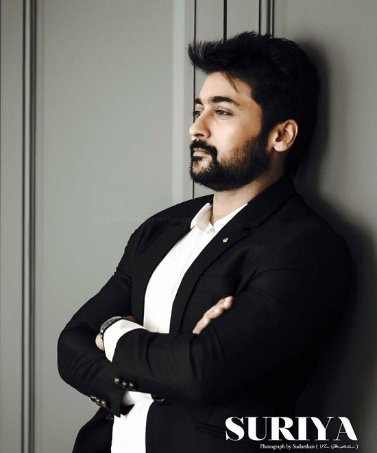 Actor Suriya Contact Address, Phone Number, Whatsapp Number, Email ID, Website 1