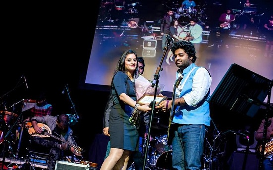 Singer Arijit Singh Contact Address, Phone Number, Whatsapp Number, Email ID, Website 5