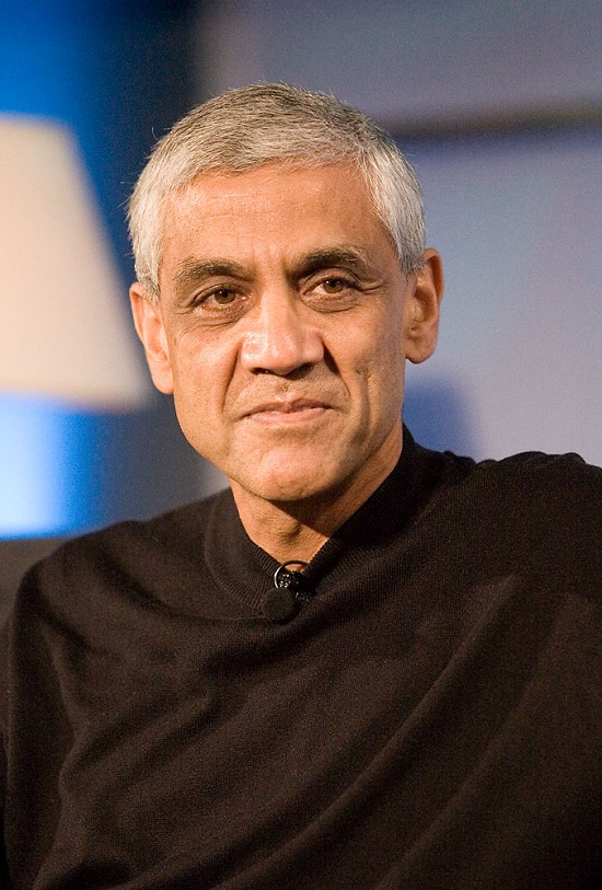 Vinod Khosla Contact Address, Phone Number, Whatsapp Number, Email ID, Website