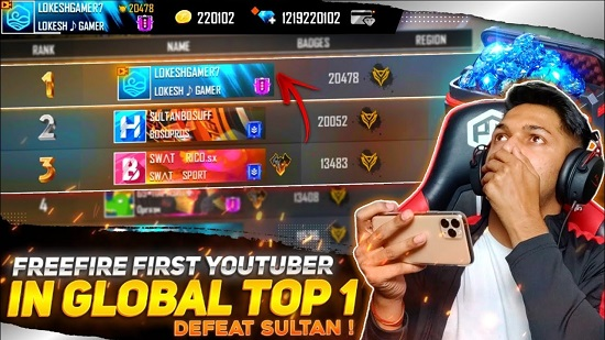 Lokesh Gamer Contact Address, Phone Number, Whatsapp Number, Email ID, Website 14