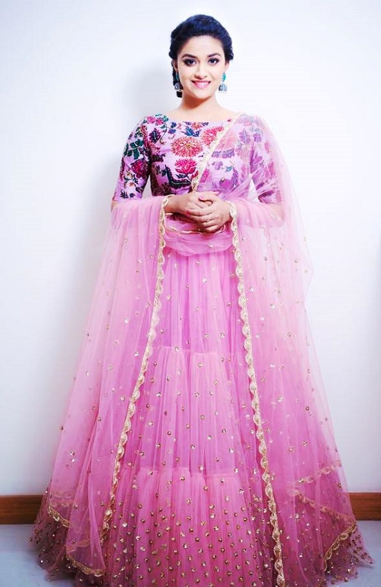 Keerthy Suresh Contact Address, Phone Number, Whatsapp Number, Email ID, Website 34