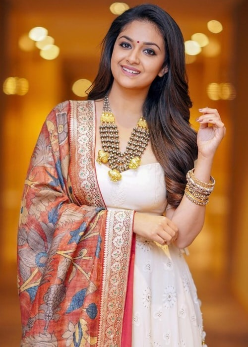 Keerthy Suresh Contact Address, Phone Number, Whatsapp Number, Email ID, Website 32