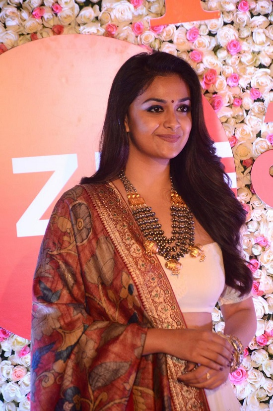 Keerthy Suresh Contact Address, Phone Number, Whatsapp Number, Email ID, Website 44