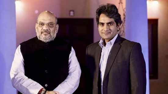 Sudhir Chaudhary Contact Address, Phone Number, Whatsapp Number, Email ID, Website 20