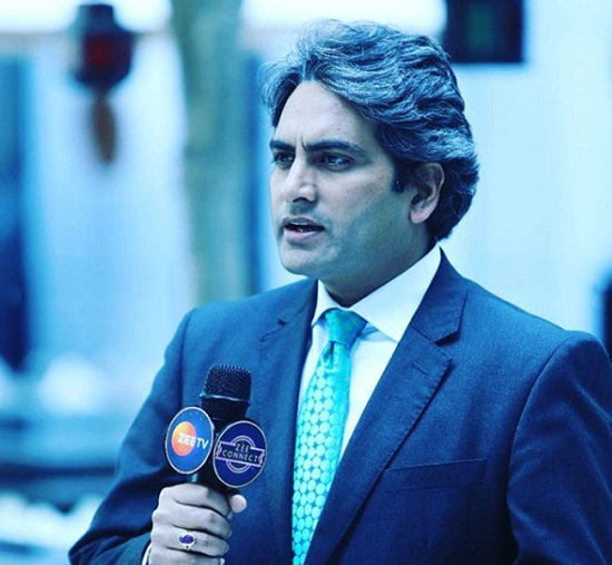 Sudhir Chaudhary Contact Address, Phone Number, Whatsapp Number, Email ID, Website 18