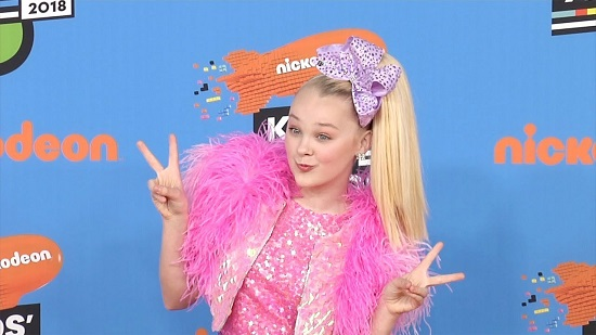 JoJo Siwa Contact Address, Phone Number, Whatsapp Number, Email ID, Website 54