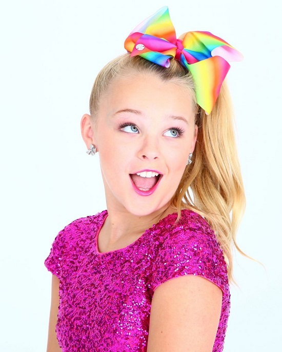 JoJo Siwa Contact Address, Phone Number, Whatsapp Number, Email ID, Website 45