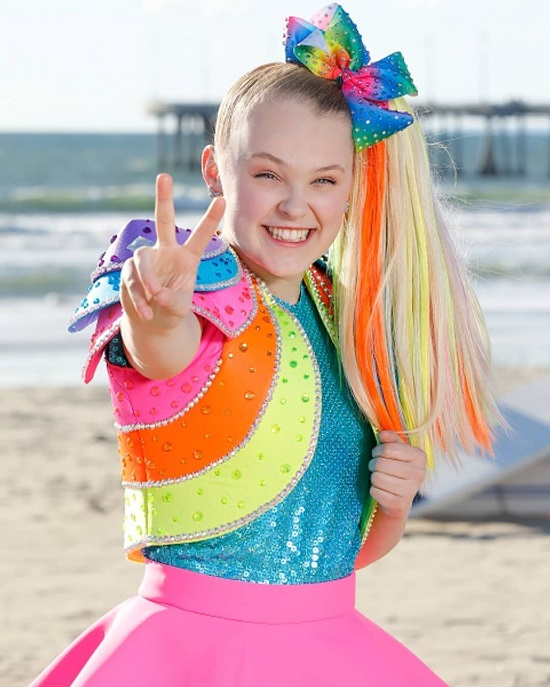 JoJo Siwa Contact Address, Phone Number, Whatsapp Number, Email ID, Website 48