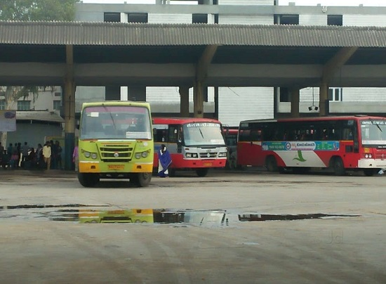 Karnataka KSRTC Bus Stand Enquiry Numbers and Contact Details 19