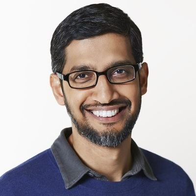 Sundar Pichai Contact Address, Phone Number, Whatsapp Number, Email ID, Website