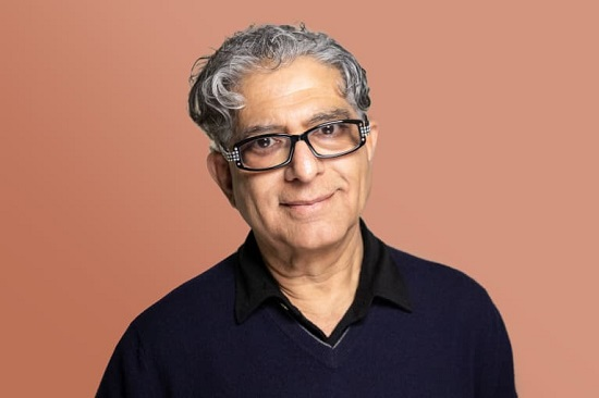 Deepak Chopra Contact Address, Phone Number, Whatsapp Number, Email ID, Website 30