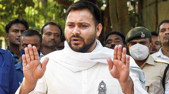 Tejashwi Yadav Contact Address, Phone Number, Whatsapp Number, Email ID, Website 24