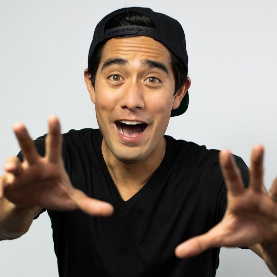 Zach King Contact Address, Phone Number, Whatsapp Number, Email ID, Website 26