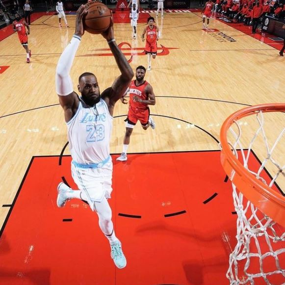 LeBron James Contact Address, Phone Number, Whatsapp Number, Email ID, Website 5