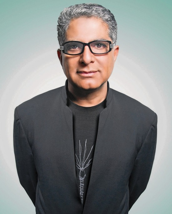 Deepak Chopra Contact Address, Phone Number, Whatsapp Number, Email ID, Website 26