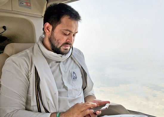 Tejashwi Yadav Contact Address, Phone Number, Whatsapp Number, Email ID, Website 25