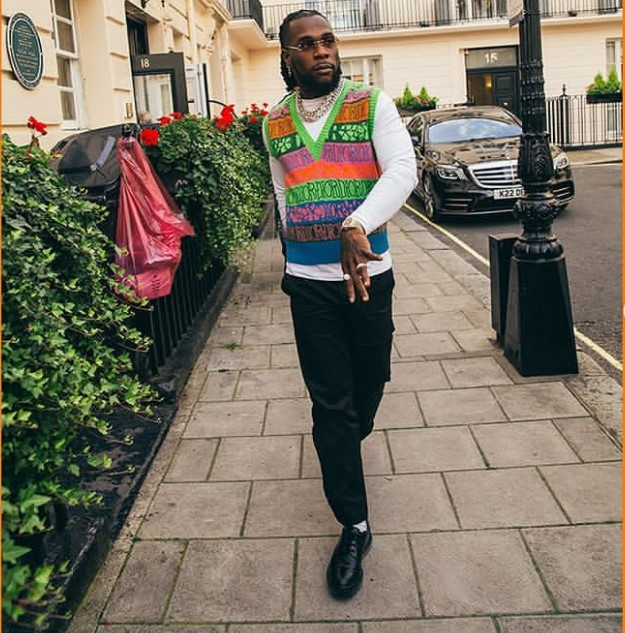 Burna Boy Contact Address, Phone Number, Whatsapp Number, Email ID, Website 3