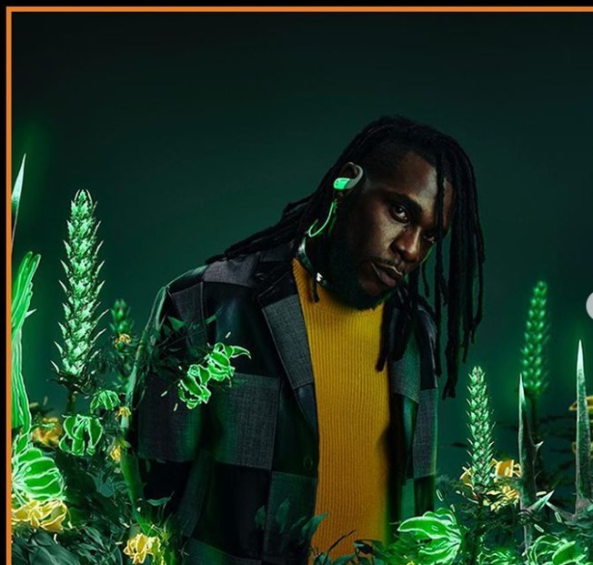 Burna Boy Contact Address, Phone Number, Whatsapp Number, Email ID, Website 4