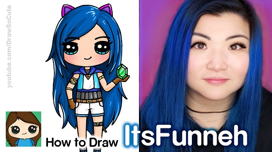 ItsFunneh Contact Address, Phone Number, Whatsapp Number, Email ID, Websit 28