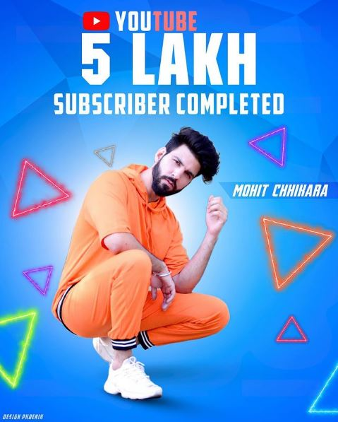 Mohit Chhikara (Vlogger/Youtuber) Contact Address, Phone Number, Whatsapp Number, Email ID, Website 8