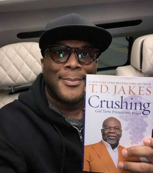 Tyler Perry Contact Address, Phone Number, Whatsapp Number, Email ID, Website 2