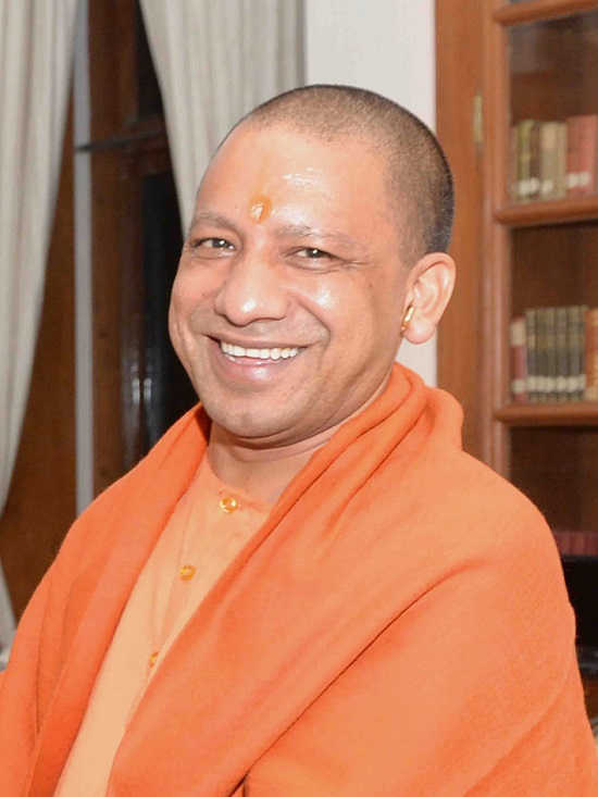 Yogi Adityanath Contact Address, Phone Number, Whatsapp Number, Email ID, Website