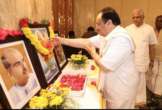 J.P.Nadda Contact Address, Phone Number, Whatsapp Number, Email ID, Website 24
