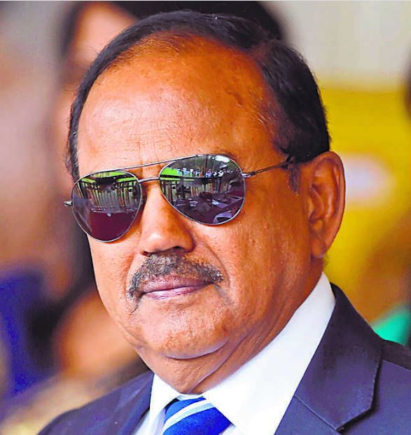 Ajit Doval Contact Address, Phone Number, Whatsapp Number, Email ID, Website 1