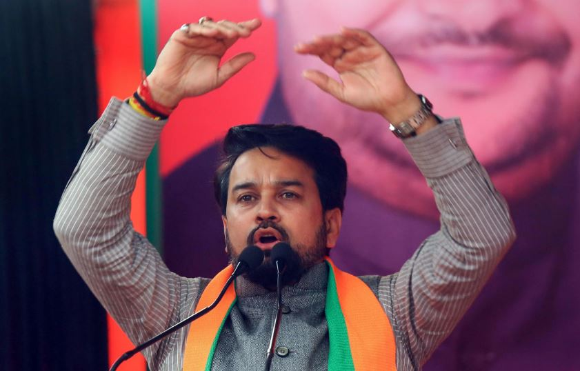 Anurag Thakur Contact Address, Phone Number, Whatsapp Number, Email ID, Website 6