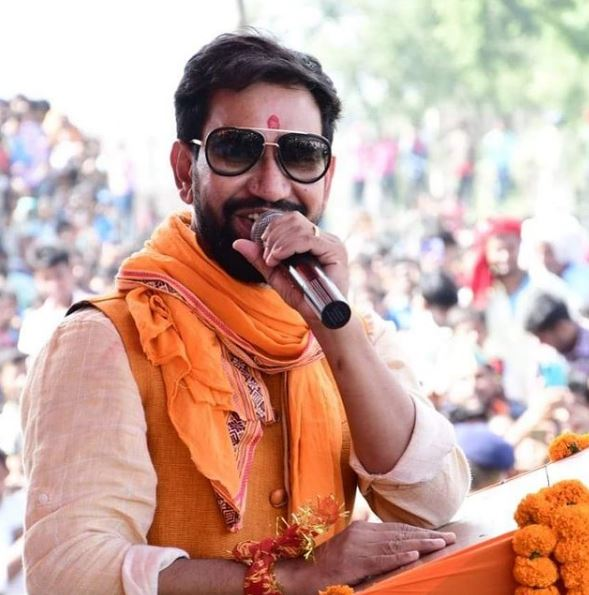 Dinesh Lal Yadav Contact Address, Phone Number, Whatsapp Number, Email ID, Website 7