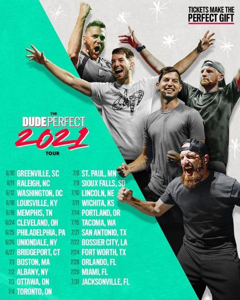 Dude Perfect Contact Address, Phone Number, Whatsapp Number, Email ID, Website 7