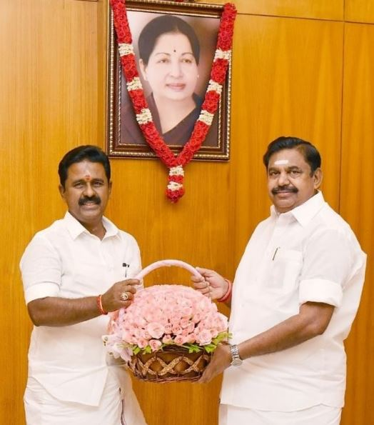 Minister Kamaraj Contact Address, Phone Number, Whatsapp Number, Email ID, Website 7