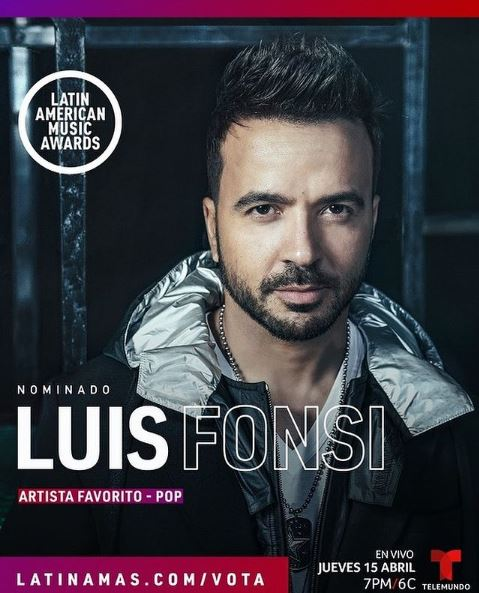 Luis Fonsi Contact Address, Phone Number, Whatsapp Number, Email ID, Website 2