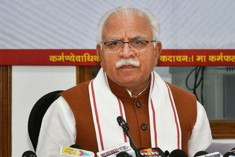 Manohar Lal Khattar Contact Address, Phone Number, Whatsapp Number, Email ID, Website 4