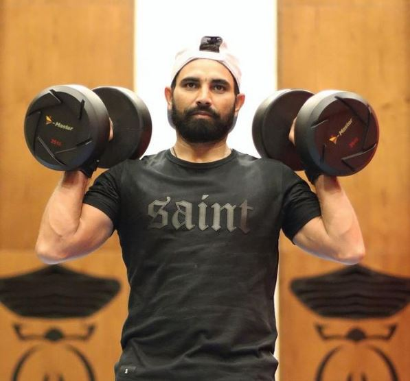 Mohammed Shami Contact Address, Phone Number, Whatsapp Number, Email ID, Website 5