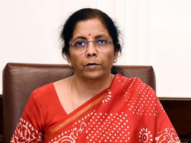 Nirmala Sitharaman Contact Address, Phone Number, Whatsapp Number, Email ID, Website 2