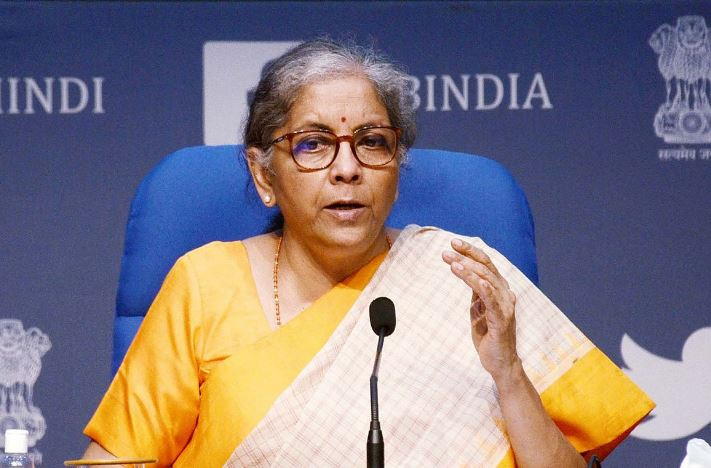 Nirmala Sitharaman Contact Address, Phone Number, Whatsapp Number, Email ID, Website 7