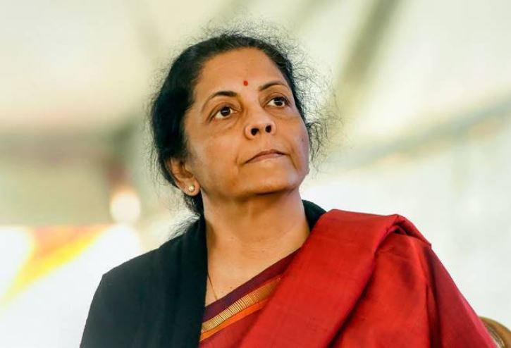 Nirmala Sitharaman Contact Address, Phone Number, Whatsapp Number, Email ID, Website 4