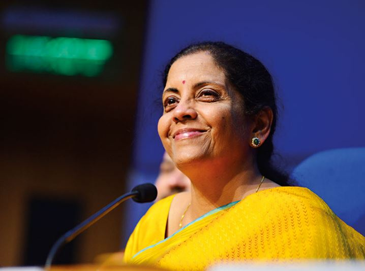 Nirmala Sitharaman Contact Address, Phone Number, Whatsapp Number, Email ID, Website 6